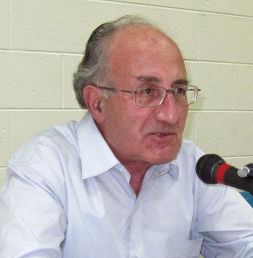 Emeritus Professor Maurice Cauchi
