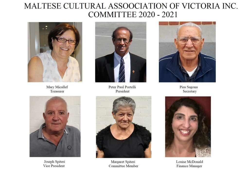 MCAV Committee 2020-21