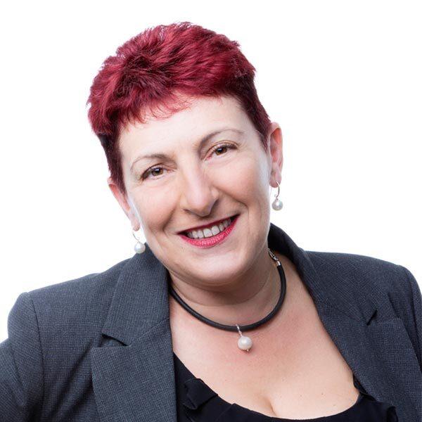 Marlene Ebejer - President