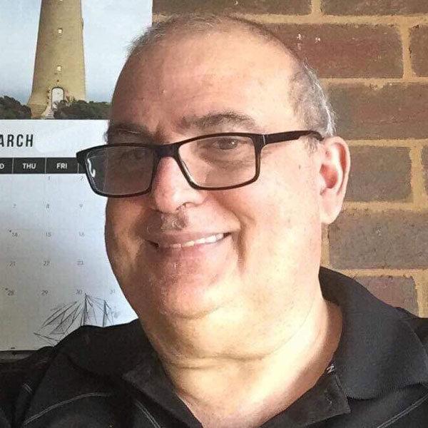 Fr. Lonnie Borg - Chaplain