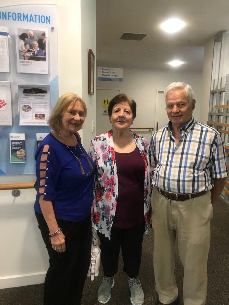 Nursing Home Visitation Program