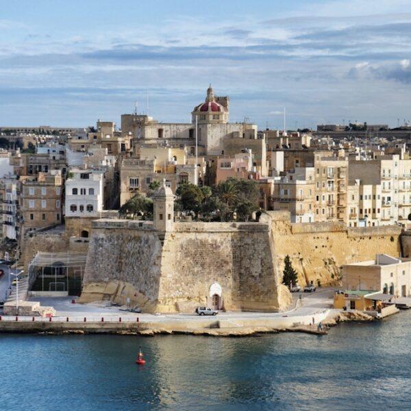 Malta historical view