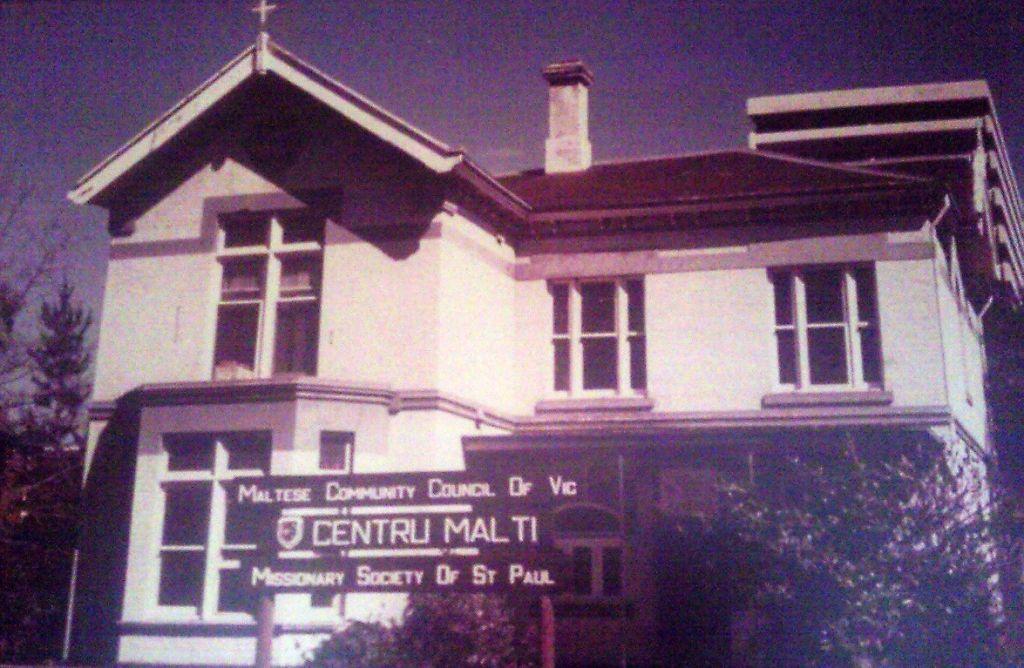 Old Maltese Centre in Parkville