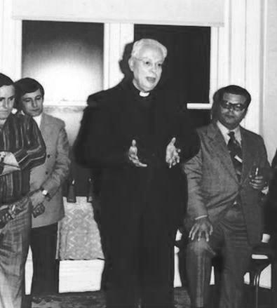 The late Fr George Scerri