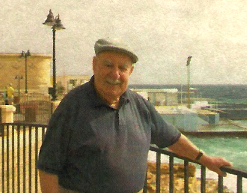 the late Dr Edgar Gatt