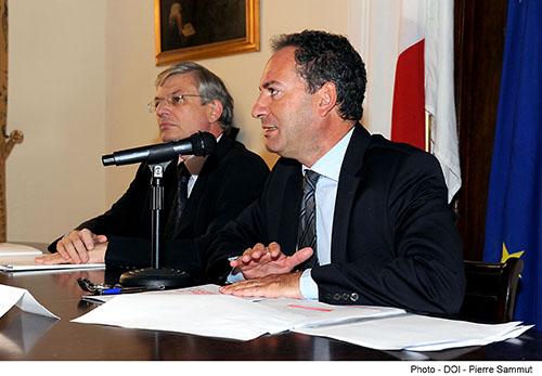 CMLA Minister Mario deMarco500