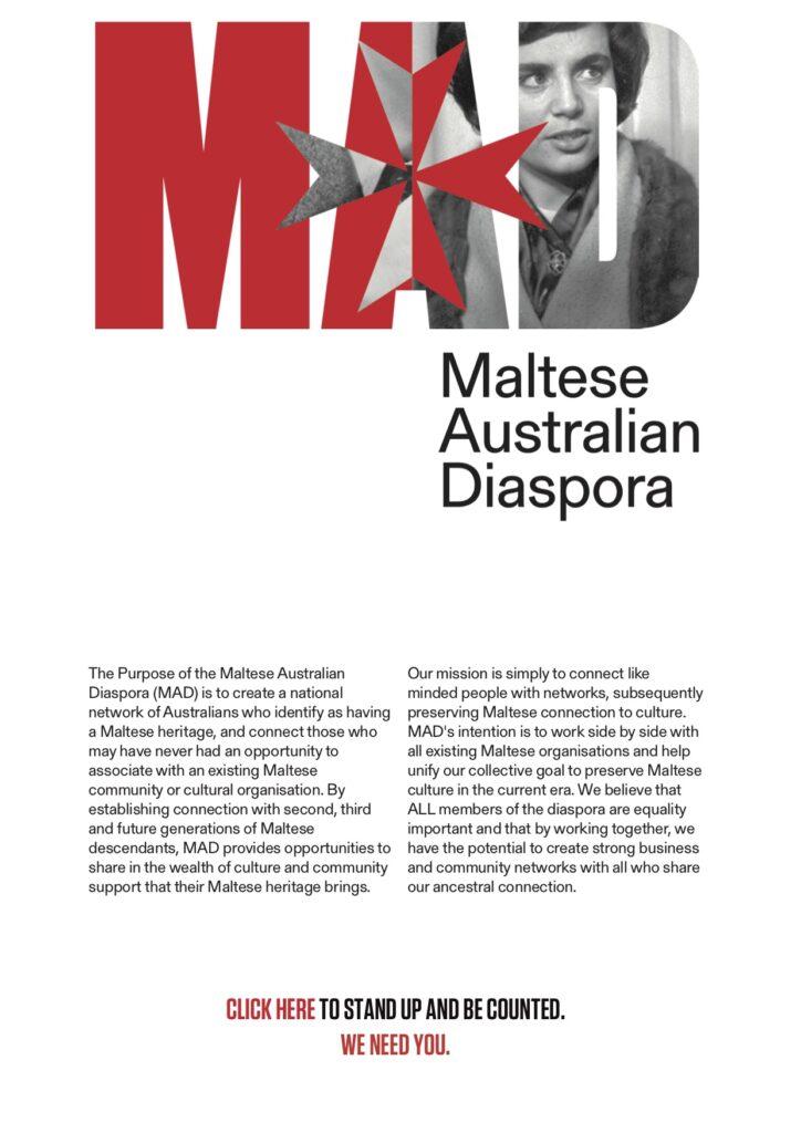 Maltese Australian Diaspora Survey