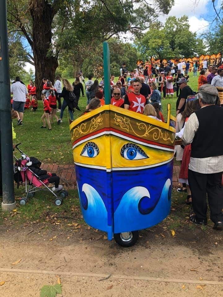 Moomba Parade 2020