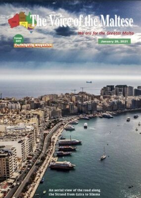 The Voice of the Maltese 245